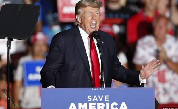 Трамп идет в спасатели Америки