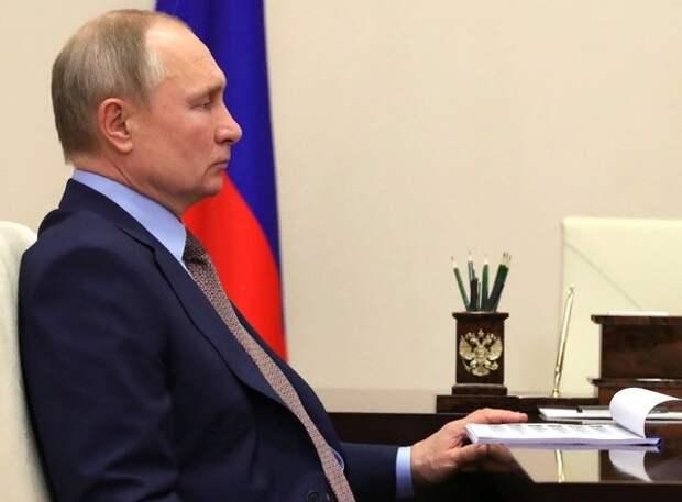 Путин заявил о недопустимости вмешательства в выборы и назвал деятельность IT-компаний вызовом