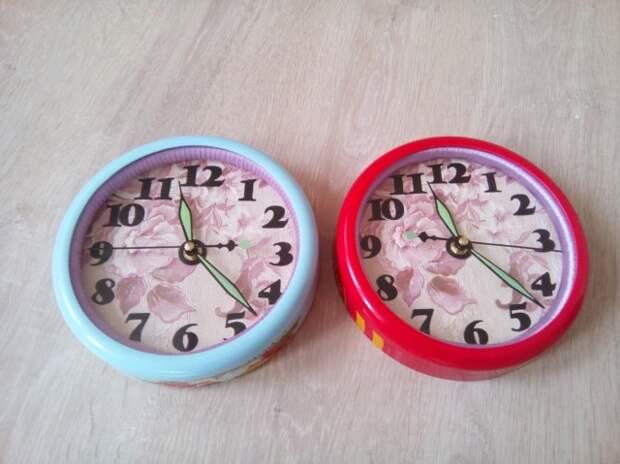 Часы из пластмассы и палок. Рукожопство.