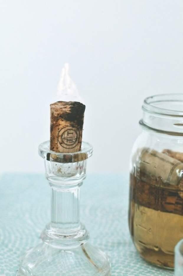 САМОДЕЛКИ. Что можно сделать из винных пробок