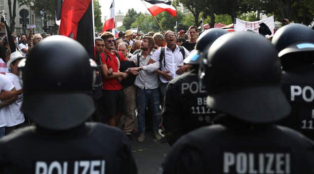 Пусть Берлин разберётся с проблемами на выборах, а не ищет «мальчика для битья» в лице РФ – Рар