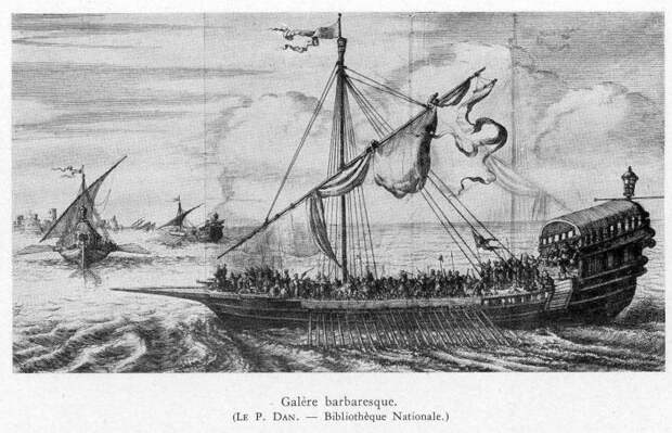 Османские пираты, адмиралы, путешественники и картографы