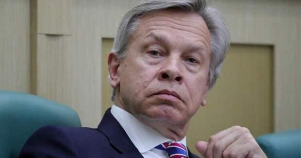 """Пушков дал прогноз о политических """"шагах"""" США в случае победы Байдена"""