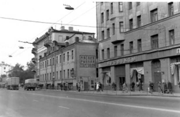 Дом на Новослободской