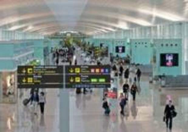 В аэропорту Барселоны пройдет забастовка