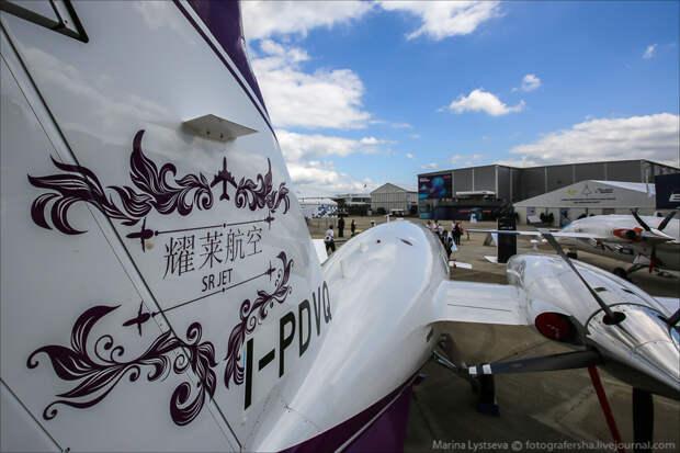 Farnborough-2014, второй день