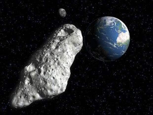 NASA предупредило о приближении большого астероида