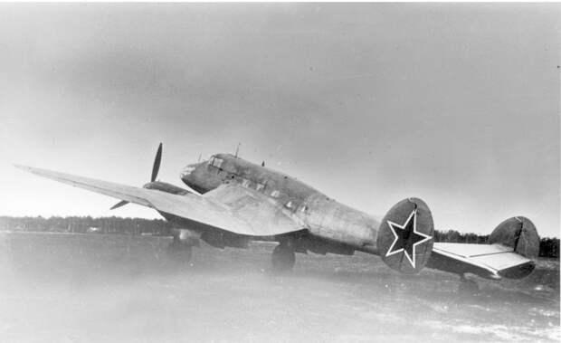 Ер-2 СССР, авиация, бомбардировка, война, история, факты