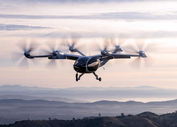 Электрическое аэротакси Joby пролетело почти 250 километров