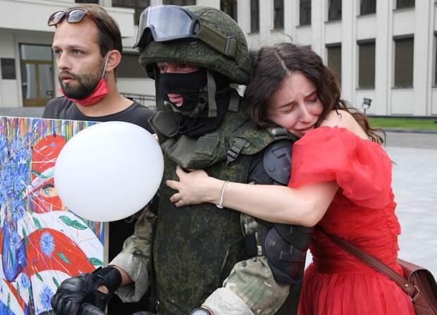 Запад делает ставку на ненависть белорусских радикалов?