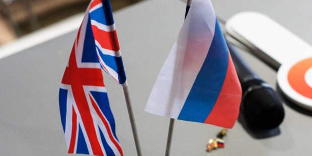 Песков о диалоге Москвы и Лондона