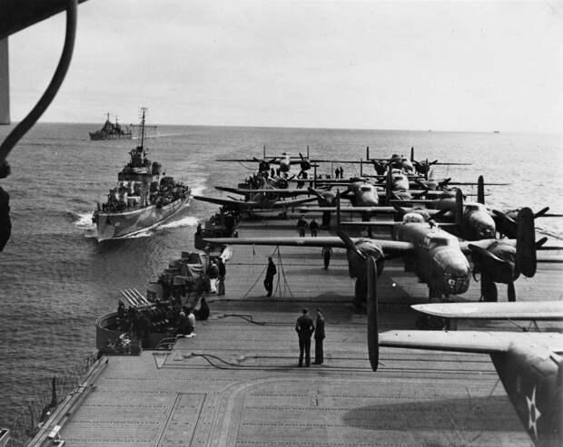 Рейд Дулиттла: начало новой эпохи в военном деле