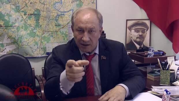 Валерий Рашкин - этот странный сын отечества