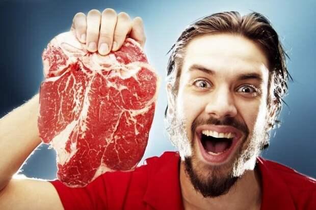 Мясоеды vs. вегетарианцы: ученые выяснили, чья психика крепче