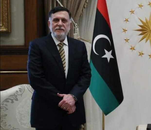 Глава Правительства национального согласия Ливии объявил о намерении уйти в отставку