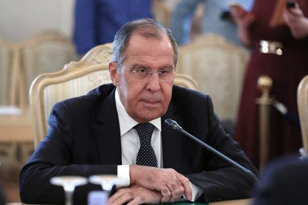 Лавров: «Ставка на сильное государство принципиально важна для внешней политики»
