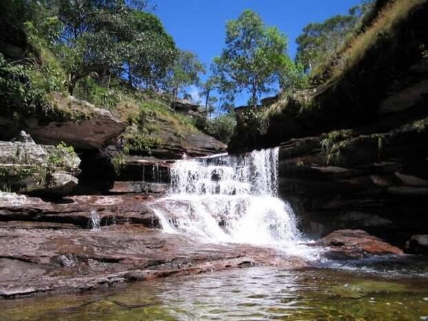 Каньо-Кристалес: фоторепортаж о самой красивой реке в мире