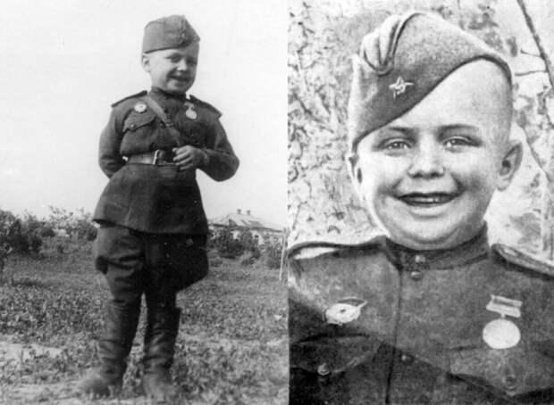 6-летний сын полка
