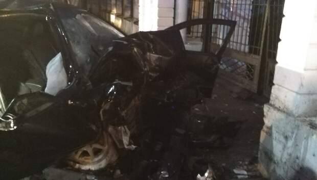 Водитель, устроивший смертельное ДТП на улице Парковой, был лишен прав