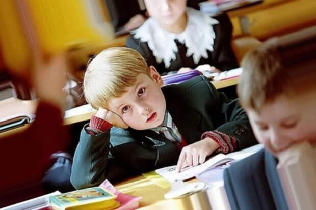 — Запомни, сын уборщицы никогда не станет директором, — говорила наша учительница