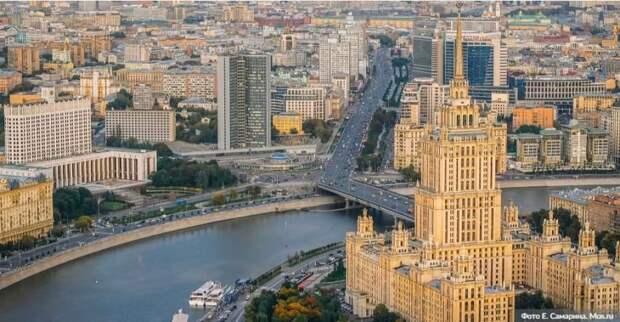 Совокупный рост за услуги ЖКХ с 1 января в Москве будет ниже уровня инфляции