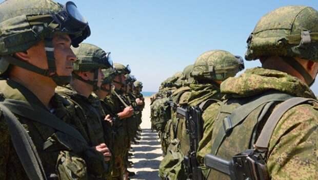 В России военным поднимут зарплаты и пенсии
