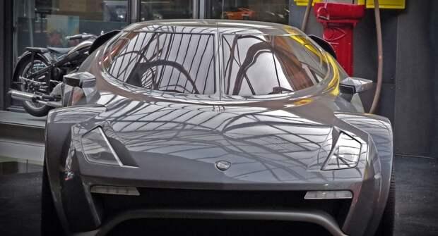 В честь полувекового юбилея создан уникальный концепт Lancia — Stratos 50