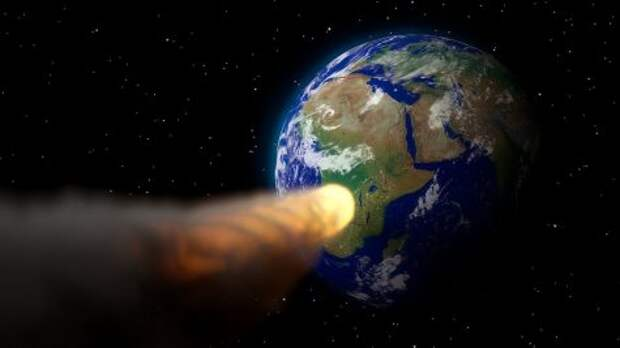 В октябре мимо Земли пролетят три астероида