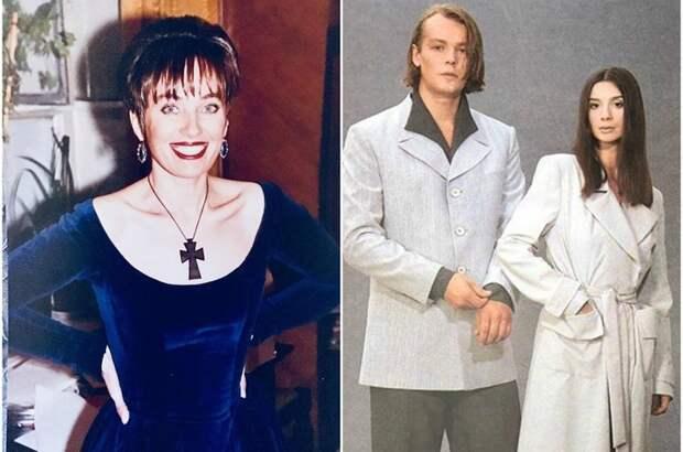 Лариса Гузеева, Ксения Бородина и другие звезды показали, какими были в 90-е