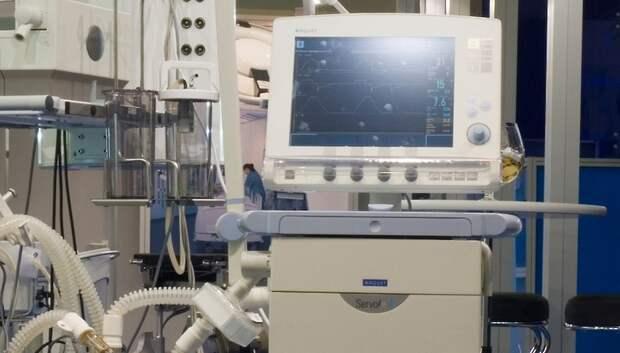 Аппараты ИВЛ и продуктовые наборы начали активно закупать в Подмосковье из‑за коронавируса