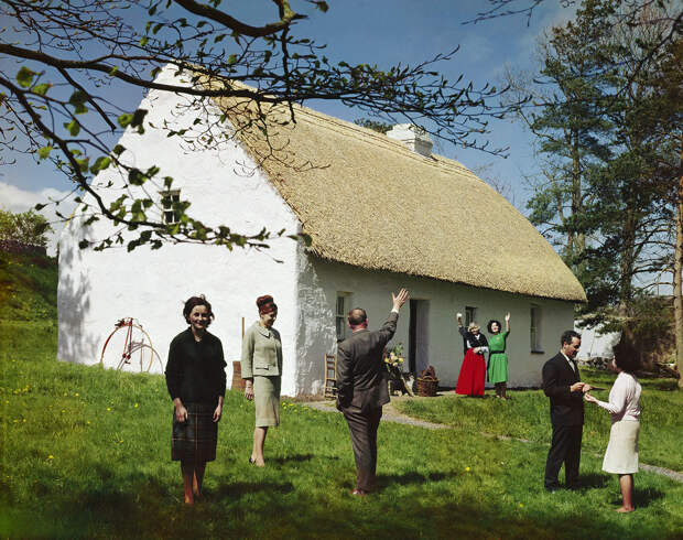 Ирландия в открытках из коллекции Джона Хайнда 7