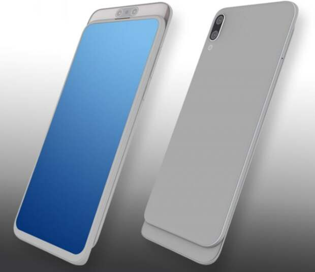 Huawei рассматривает возможность выпуска смартфона-слайдера