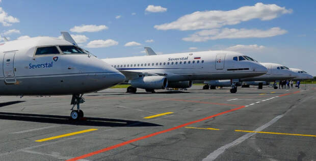 Самолеты впервые начнут летать из Крыма в Республику Коми