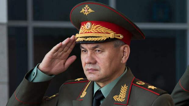 Путин дал поручение Шойгу после инцидента с эсминцем ВМС Британии у Крыма