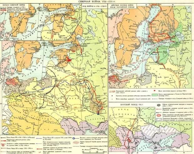Разгром шведов в битве при Лесной