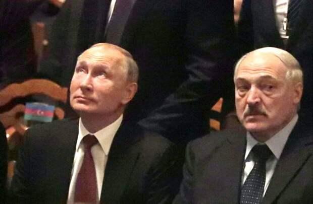 При каких условиях Россия могла бы спасти Лукашенко