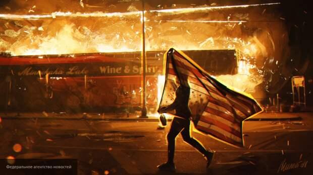 В США начали искать «руку Кремля» в наезде бойца ВСУ на толпу протестующих в Миннеаполисе