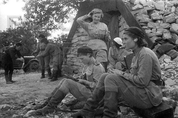 Женщины на войне: правда, о которой не принято говорить People Are Awesome, war