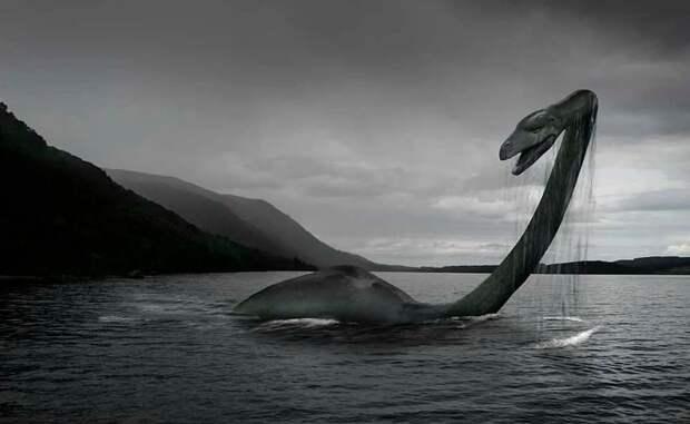 Ученые доказали, что Лох-несского чудовища никогда не существовало