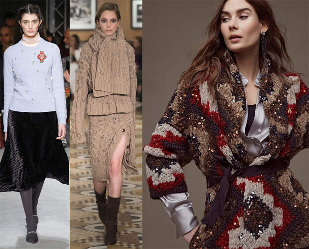 Мода осень-зима 2018-2019