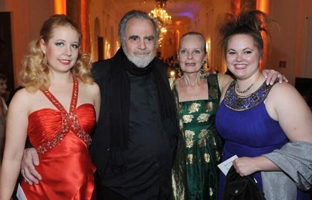 Наталья Андрейченко и Максимилиан Шелл: свадьба на миллион
