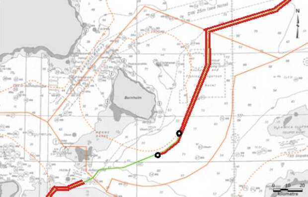 «Газпром»: Проектная компания отрабатывает сценарии с«Северным потоком-2»
