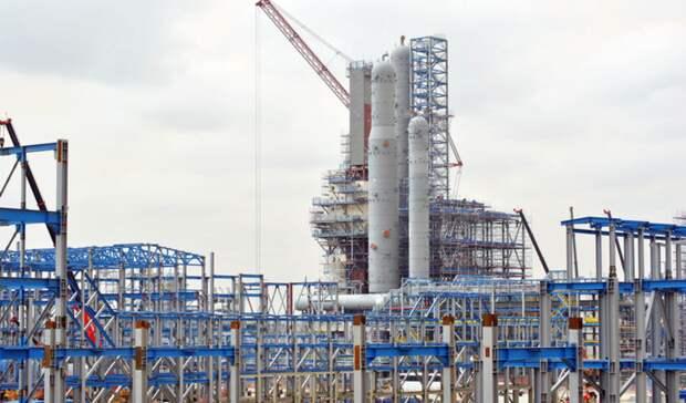 258млрд рублей инвестирует «Газпром» вАмурский ГПЗ в2021 году