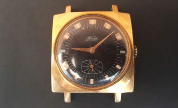 Обычные советские часы, которые можно продать за состояние