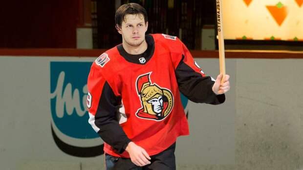 $15 млн для самого востребованного русского в НХЛ. Дадонов в «Оттаве» на 3 года