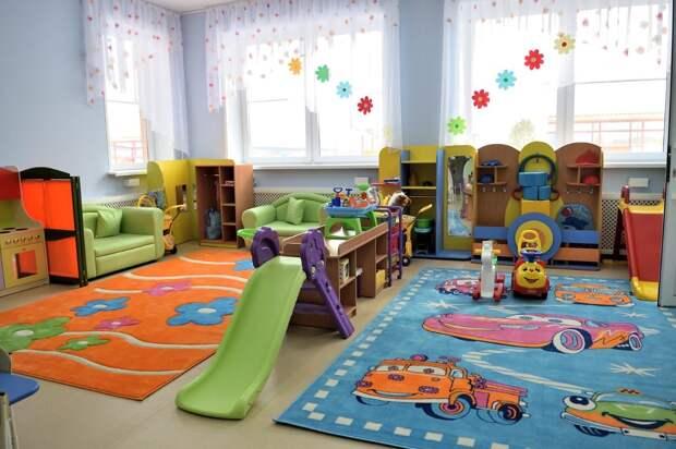 Новый детский сад открылся в селе Ягул в Удмуртии