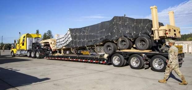 Опытный гиперзвуковой ракетный комплекс LRHW Dark Eagle передан в войска