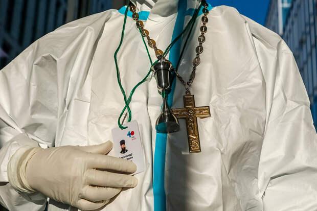 ВМинздраве иРПЦ прокомментировали «благословение навакцинацию»