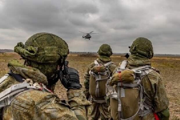 """В Тамбовской области военные спецназовцы добыли """"секретные носители информации"""""""