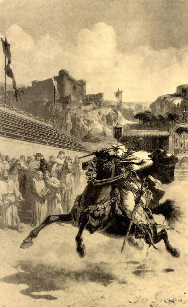 Война Сицилийской вечерни. Части 4-6